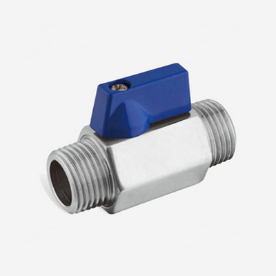 Sanitary Stainless Steel Mini Ball Valve MM