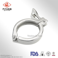 Sanitary Stainless Steel High Pressure Tri Clamp