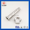 Stainless Steel SS304 SS316 RJT Nut Double Loop Pipe