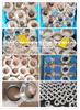 Stainless Steel One Side Threaded One Side Welded Manual Butterfly Valve