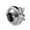 Sanitary Stainless Steel Check Valve Weld End