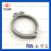 Stainless Steel Sanitary Heavy Duty Clamp
