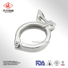 304/316L Sanitary Stainless Steel Tri-Clamp
