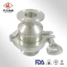 304 316L Stainless Steel Sanitary Clamped Check Valve