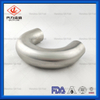 304/316L Sanitary Stainless Steel 180 Degree Elbow