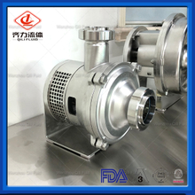 Hygienic Food Grade Stainless Steel Self Priming Water Pump
