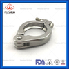 Sanitary Stainless Steel Heavy pressure bolt clamp