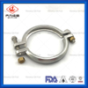 High Pressure Double Bolt Clamp