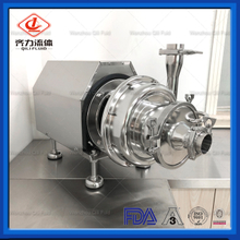 Sanitary Stainless Steel 304 316L Self Priming Pump