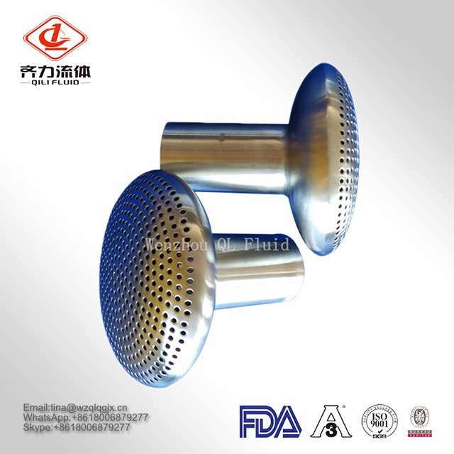 New Design Product Sanitary Stainless Steel Water Filter Factory Price