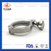 Sanitary Stainless Steel Double Pin Heavy Type Clamp