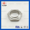 Sanitary Stainess Steel Hex Union Pipe Fittings