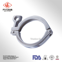 High Quality Stainless Steel Pipe Clamp 1/2''-12'' Customed Size