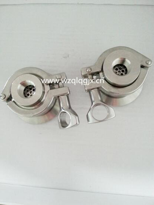 Sanitary Stainless Steel Air Blow Threaded Check Valve