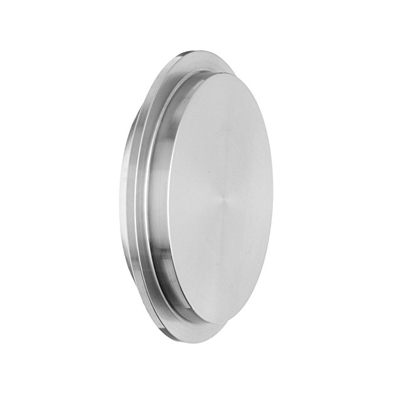 Sanitary Stainless Steel Male I-Line Solid End Cap 16AI-14I