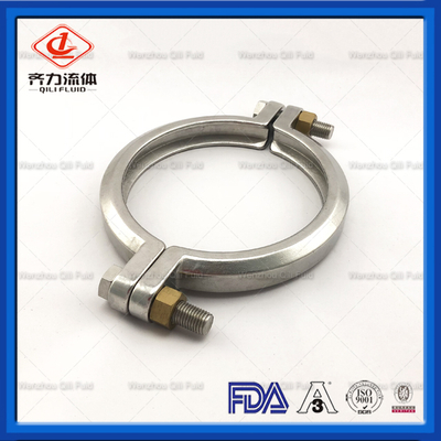 Sanitary Stainless Steel Heavy Duty Tri Clamp
