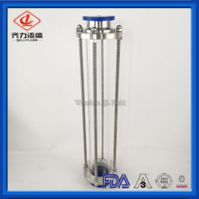 Stainless Steel Sight Glass Observe Liquid inside of Pipe Or Tank
